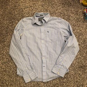 Abercrombie and Fitch button up men's